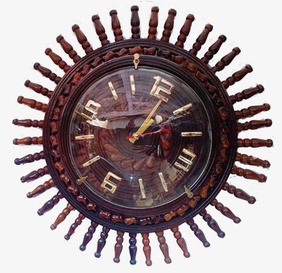 Wooden Clock Gift 2