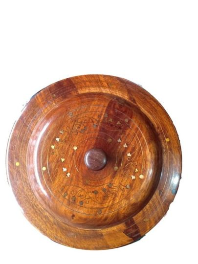 Wood Pot Gift  1