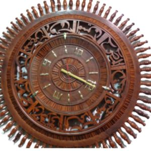 Wooden Wall Clock Gift 1