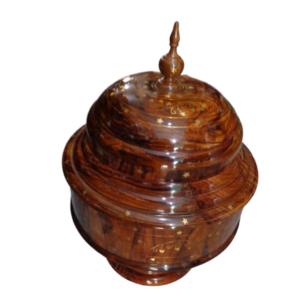 Wooden Pot Gift